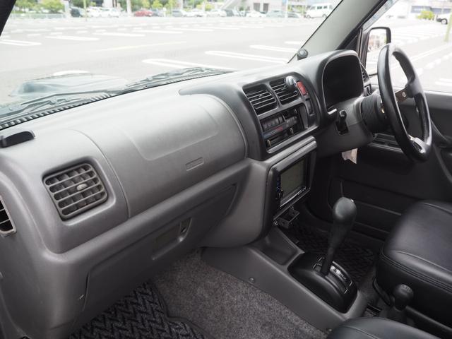 XC リフトアップ 16AW GEOLANDAR M/Tタイヤ 社外マフラー 社外ヘッドライト LEDテール 社外ステアリング ナビ DVD シートカバー(46枚目)