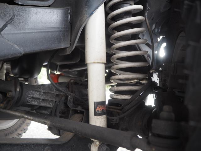 XC リフトアップ 16AW GEOLANDAR M/Tタイヤ 社外マフラー 社外ヘッドライト LEDテール 社外ステアリング ナビ DVD シートカバー(77枚目)
