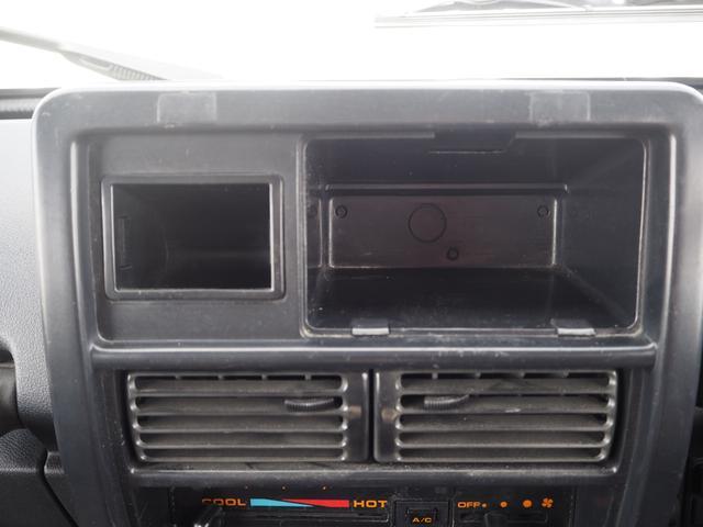 HC 3インチリフトアップ TAC16AW TOYO M/Tタイヤ SUZUKIエンブレムグリル F.Rパイプバンパー RAYBRIGライト LEDテール レザー調シートカバー ウッドステアリング CD(26枚目)