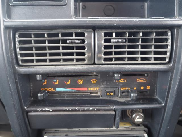 HC 3インチリフトアップ TAC16AW TOYO M/Tタイヤ SUZUKIエンブレムグリル F.Rパイプバンパー RAYBRIGライト LEDテール レザー調シートカバー ウッドステアリング CD(27枚目)