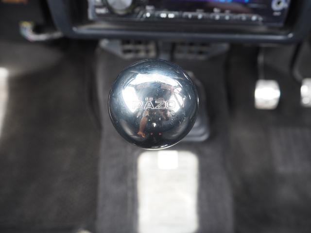 HC 3インチリフトアップ TAC16AW TOYO M/Tタイヤ SUZUKIエンブレムグリル F.Rパイプバンパー RAYBRIGライト LEDテール レザー調シートカバー ウッドステアリング CD(31枚目)