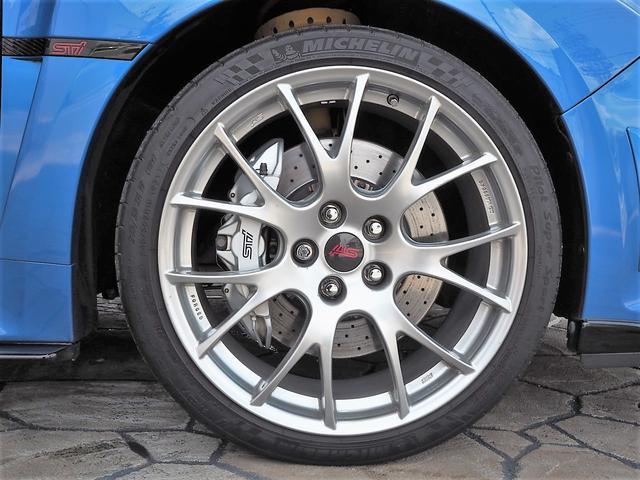 スバル インプレッサ WRX STI S206 4WD STiサイド・リアスポ