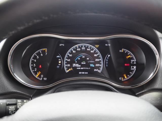 クライスラー・ジープ クライスラージープ グランドチェロキー リミテッド 純正ナビTV 20インチアルミ 車検整備付