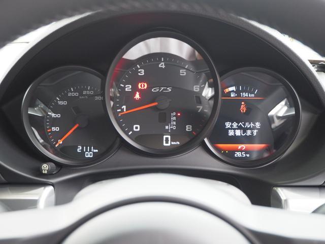 718ボクスターGTS LEDヘッド エントリードライブ(9枚目)