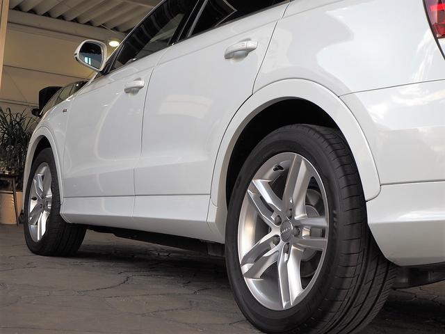 「アウディ」「アウディ Q3」「SUV・クロカン」「京都府」の中古車53