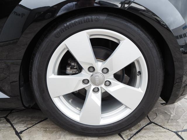 1.8TFSI KW ST-X車高調キット/バーチャルコクピット/レザーステアリング/リトラクタブルリアスポイラー/オートエアコン/ドライビングセレクト/17インチ純正アルミホイール/プッシュスタート/ETC2.0(36枚目)