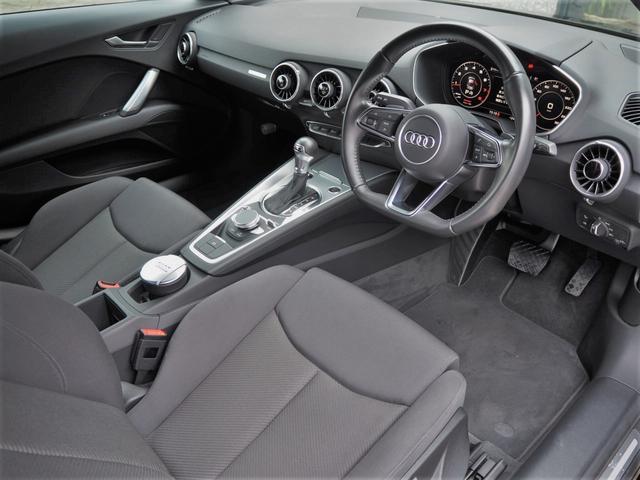 1.8TFSI KW ST-X車高調キット/バーチャルコクピット/レザーステアリング/リトラクタブルリアスポイラー/オートエアコン/ドライビングセレクト/17インチ純正アルミホイール/プッシュスタート/ETC2.0(42枚目)