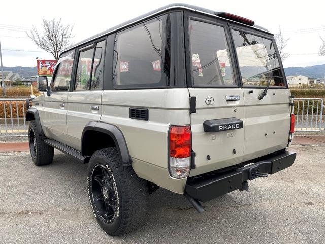 「トヨタ」「ランドクルーザープラド」「SUV・クロカン」「和歌山県」の中古車9