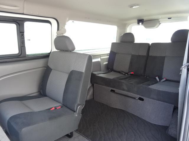 日産 NV350キャラバンバン プレミアムGX 3列シート5ナンバー乗用車登録8人乗り