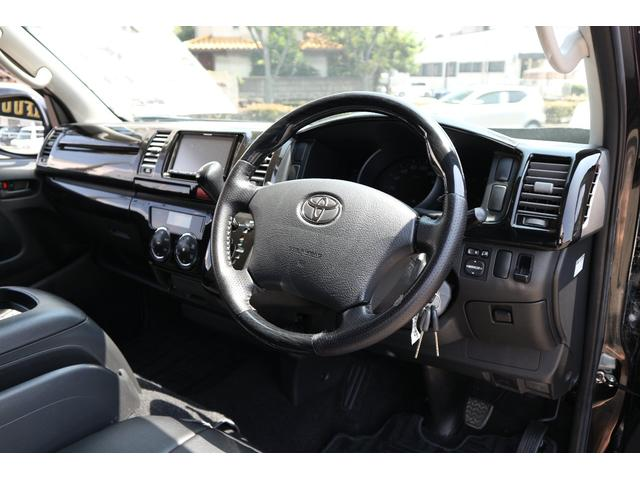 トヨタ ハイエースバン S-GL3No乗用登録415コブラエアロカスタムコンプリート