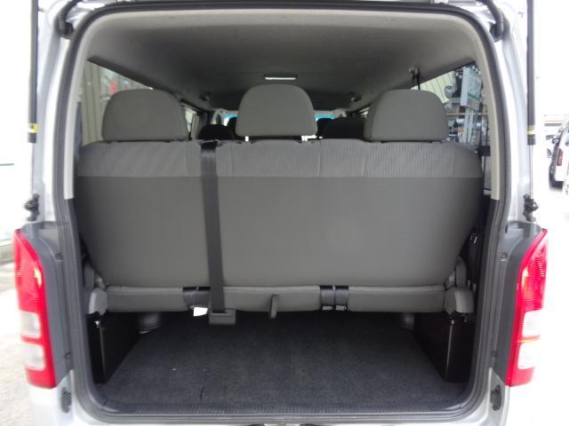 トヨタ ハイエースバン 3.0D-T S-GL5No乗用登録エクスプレス10人乗り