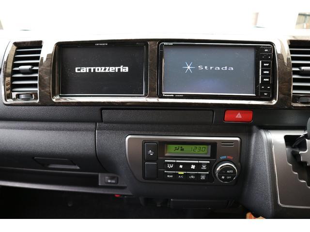 トヨタ ハイエースバン 2.8D-TS-GLDプライム展示車限定カスタムフローリング