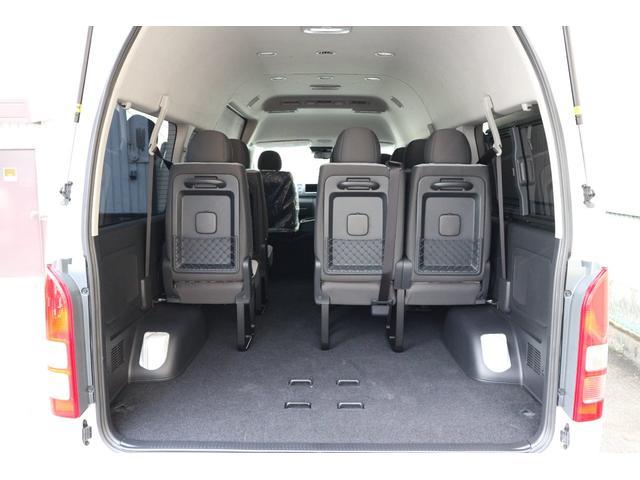 GL特装パール 正規3ナンバー乗用車登録10人エクスプレス(8枚目)