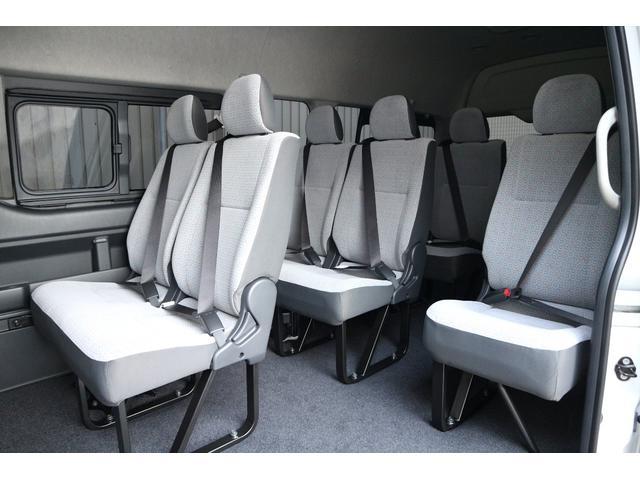 GL特装パール 正規3ナンバー乗用車登録10人エクスプレス(10枚目)
