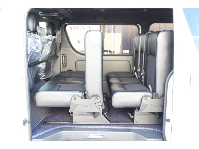 シートドライビングポジション!前方・後方フルスライド!車輌持ち込みにて内装施工も出来ます!