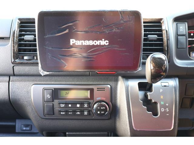 IFUUバラエティーパックにてフルセグ内蔵録音機能付きパナソニック9inSDナビ!ブルートゥースにハンズフリー機能搭載!オートエアコン!