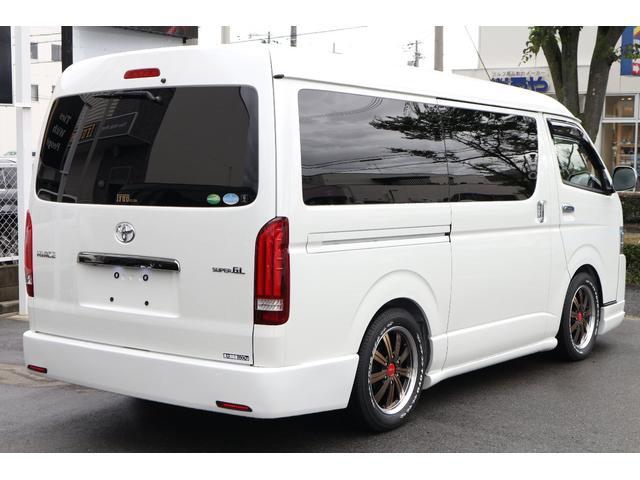 「トヨタ」「ハイエース」「その他」「大阪府」の中古車5