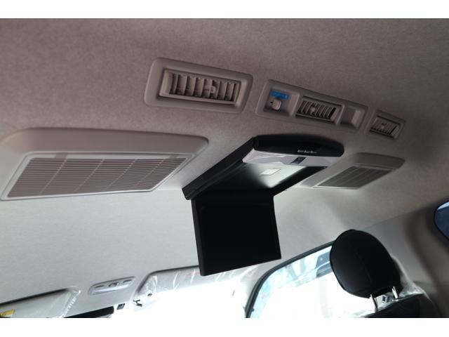 GL 3列目対面ラウンジベット家具フローリング車中泊アウトドア仕様カスタムコンプリートIIIIdentityエアロパッケージ(16枚目)