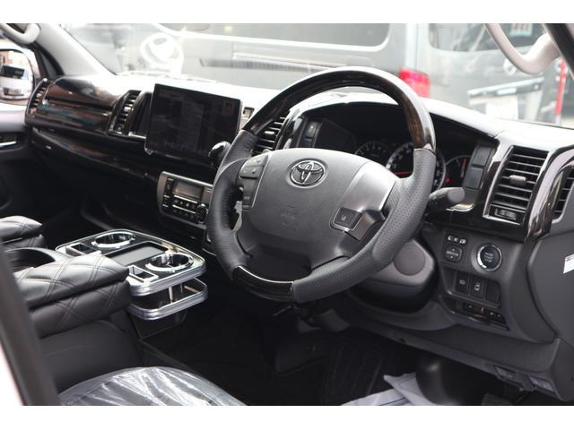 GL 3列目対面ラウンジベット家具フローリング車中泊アウトドア仕様カスタムコンプリートIIIIdentityエアロパッケージ(20枚目)