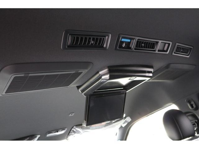 スーパーGL ダークプライムII 2.8D-Tワイド3列REVOシート2脚1ナンバー8人ロングスライドレールフロアフローリングパナソニック10inナビカロッツエリアフリップダウンモニターパノラマミックビューモニター車中泊アウトドア仕様(30枚目)