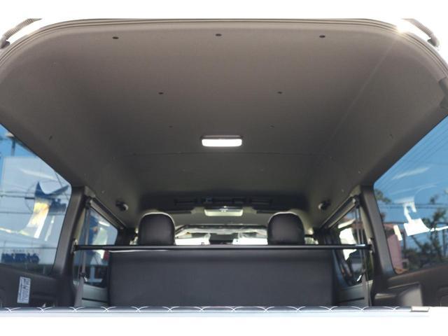 スーパーGL ダークプライムII S-GLワイドIFUUカスタムコンプリートフローリングベットキットバケットシートカバーフルセグナビフリップダウンモニター助手席ツインモニターウッドインテリアLEDテール17inアルミローダウンエアロ(20枚目)