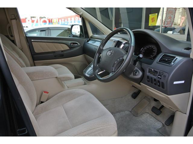 トヨタ アルファードハイブリッド Gエディション 4WD ナビ バックモニター ETC