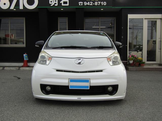 「トヨタ」「iQ」「コンパクトカー」「兵庫県」の中古車4