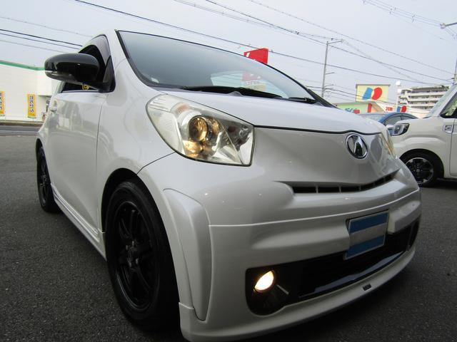 「トヨタ」「iQ」「コンパクトカー」「兵庫県」の中古車18