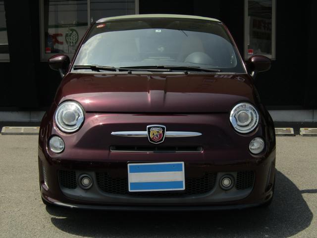 「アバルト」「695 エディツィオーネマセラティ」「コンパクトカー」「兵庫県」の中古車4
