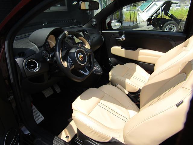 「アバルト」「695 エディツィオーネマセラティ」「コンパクトカー」「兵庫県」の中古車7