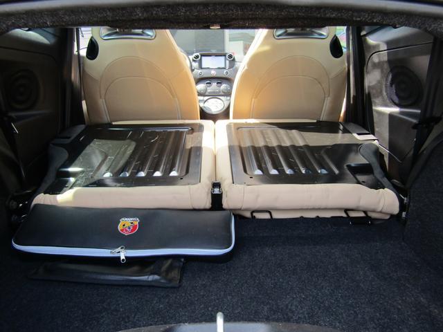「アバルト」「695 エディツィオーネマセラティ」「コンパクトカー」「兵庫県」の中古車10