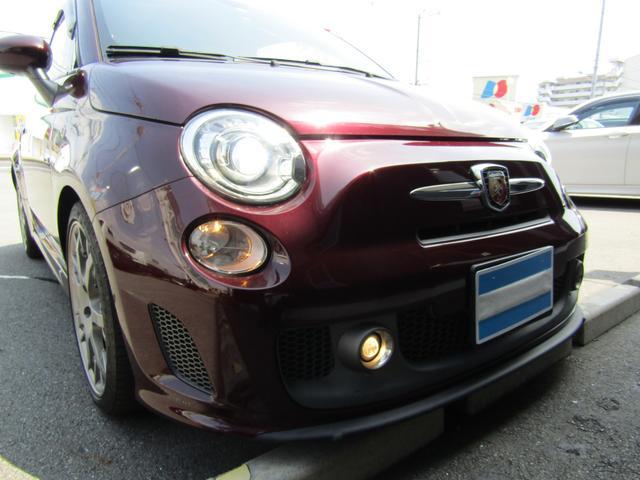 「アバルト」「695 エディツィオーネマセラティ」「コンパクトカー」「兵庫県」の中古車22