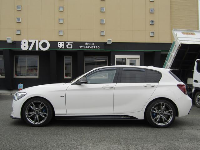 「BMW」「1シリーズ」「コンパクトカー」「兵庫県」の中古車3