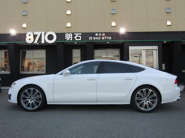 「アウディ」「A7スポーツバック」「セダン」「兵庫県」の中古車3