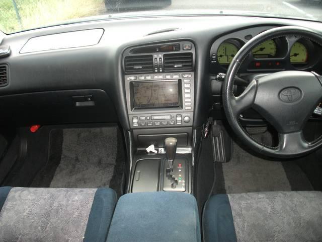 トヨタ アリスト S300ベルテックスエディション ナビ ETC