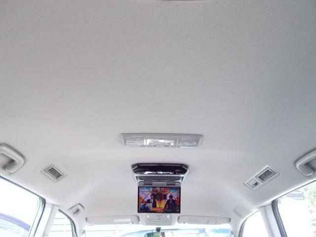 Si 後期モデル ストラーダSDナビ アルパインフリップダウンモニター フルセグTV バックカメラ DVD再生 純正エアロ 7人乗りキャプテンシート ワンオーナー 記録簿 禁煙車 オートアラーム付き(51枚目)