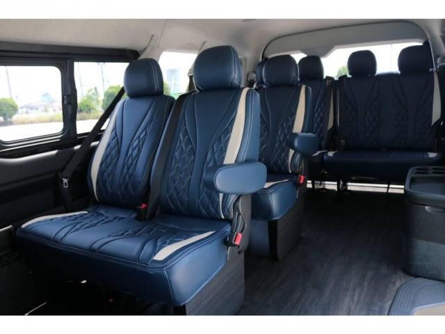 トヨタ ハイエースワゴン 2.7 GL ロング ミドルルーフ 床張りパッケージ
