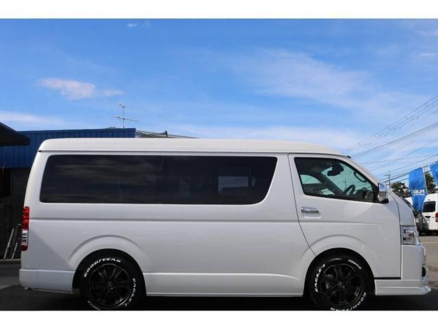 「トヨタ」「ハイエースワゴン」「ミニバン・ワンボックス」「大阪府」の中古車5