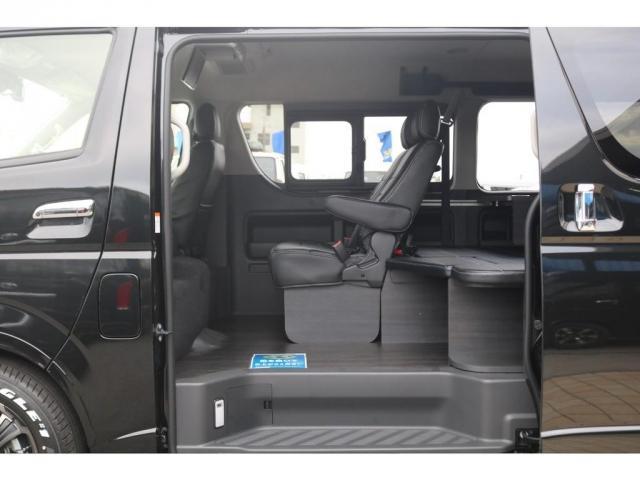 2.7 GL ロング ミドルルーフ 4WD シートアレンジV(10枚目)