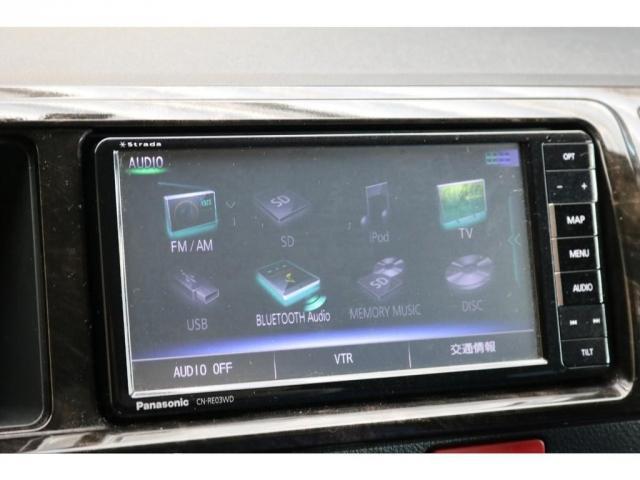 スーパーGL ダークプライム 3Lディーゼルターボ・Panasonic製SDナビ・新品ETC・バックカメラ・新品17インチAW・新品ナスカータイヤ・新品FLEXDelfinoスポイラー(14枚目)