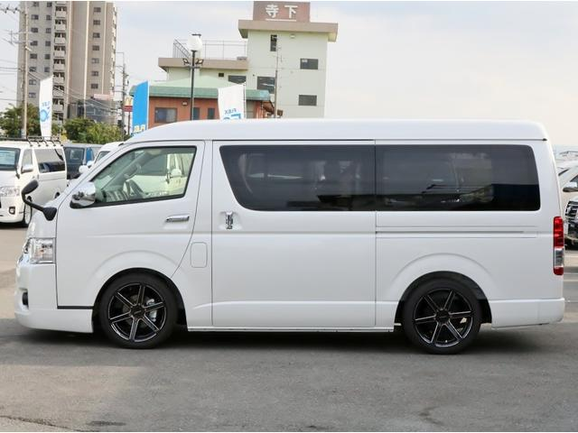 トヨタ ハイエースワゴン GL FLEXシートアレンジR1