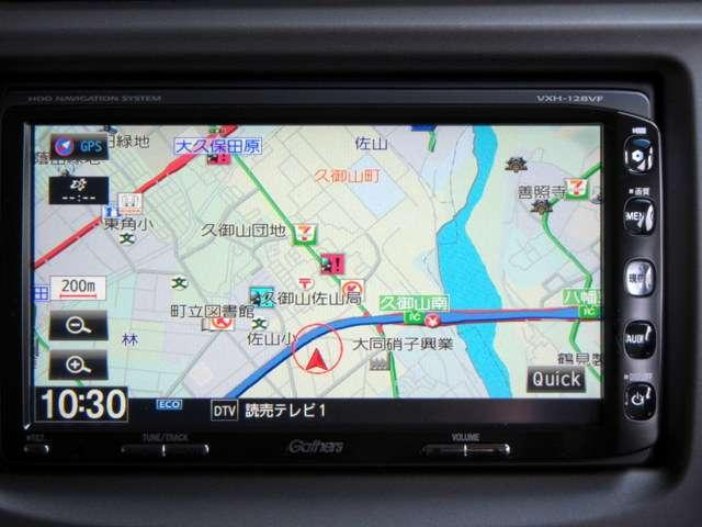 13G・スマートセレクション HDDナビ フルセグTV ET(8枚目)