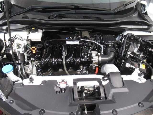 ハイブリッドZ・ホンダセンシング ナビ ドラレコ ミュージックラック Bluetoothオーディオ フルセグ インターナビ ドラレコ ETC パドルシフト LED オートライト シートヒータ ヒーテッドドアミラー 17インチアルミ(21枚目)