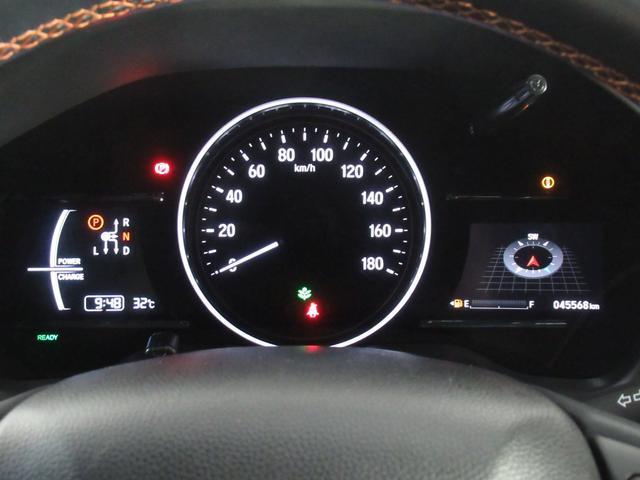 ハイブリッドZ・ホンダセンシング ナビ ドラレコ ミュージックラック Bluetoothオーディオ フルセグ インターナビ ドラレコ ETC パドルシフト LED オートライト シートヒータ ヒーテッドドアミラー 17インチアルミ(23枚目)