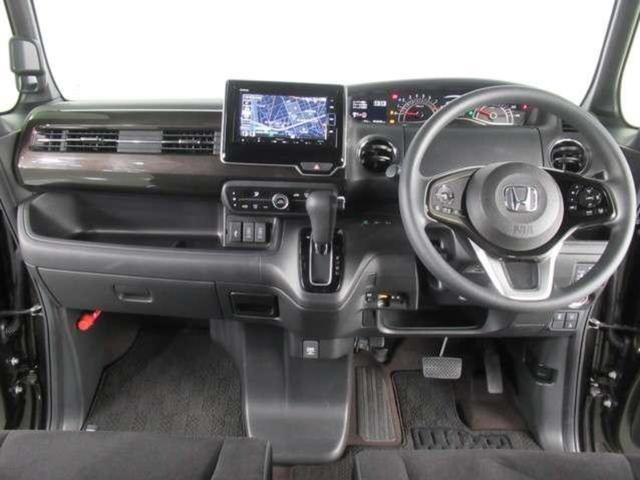G・EXホンダセンシング 社用車 ナビ フルセグ ETC インターナビ ミュージックラック Bluetoothオーディオ LED オートマッチクハイビーム 14インチアルミ プラズマクラスター付きオートエアコン スマートキー(4枚目)