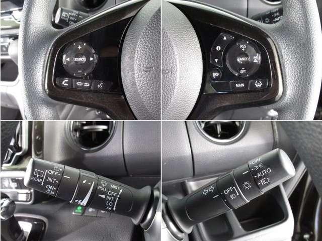 G・EXホンダセンシング 社用車 ナビ フルセグ ETC インターナビ ミュージックラック Bluetoothオーディオ LED オートマッチクハイビーム 14インチアルミ プラズマクラスター付きオートエアコン スマートキー(6枚目)
