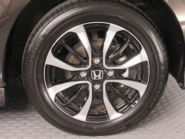G・EXホンダセンシング 社用車 ナビ フルセグ ETC インターナビ ミュージックラック Bluetoothオーディオ LED オートマッチクハイビーム 14インチアルミ プラズマクラスター付きオートエアコン スマートキー(13枚目)