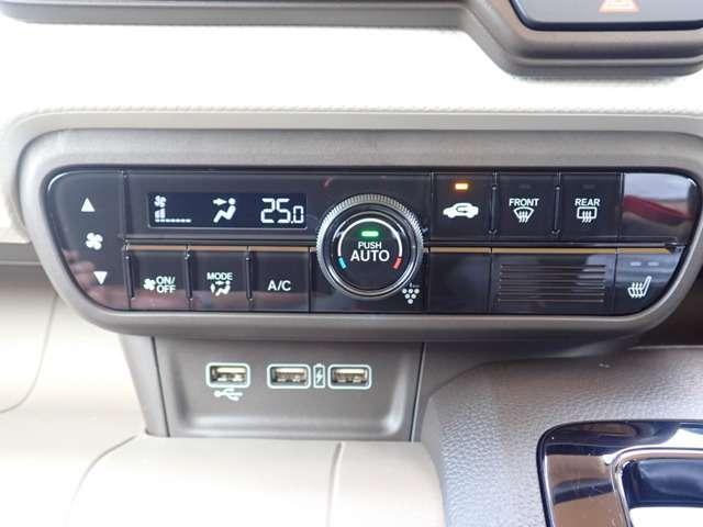 L・ターボホンダセンシング 純正ナビLEDヘッドライト オートライト ETC キーレス シートヒーター バックモニター LED(24枚目)