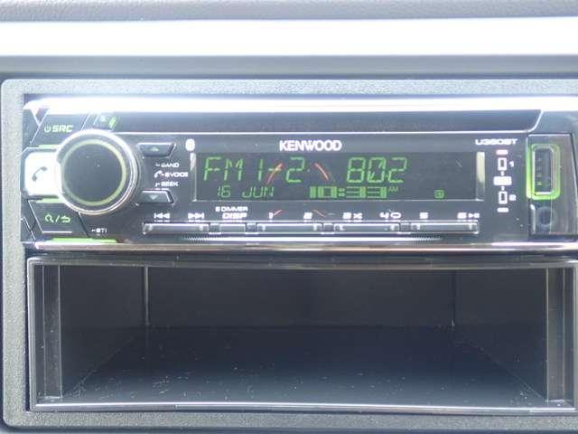 G 社外CDチューナー スマートキー 横滑り防止機能 エアバック キーフリ ベンチシート ABS オートエアコン CD パワーウインドウ パワステ Wエアバック エコモード スマートキープッシュスタート(6枚目)