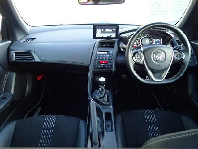ホンダ S660 α 元当社試乗車 アクティブスポイラー付き
